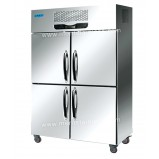 SS Reach-In Freezer (Blower Type), 40Cu. Ft.