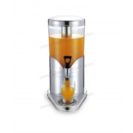 Juice Dispenser with Stainless Steel Base
