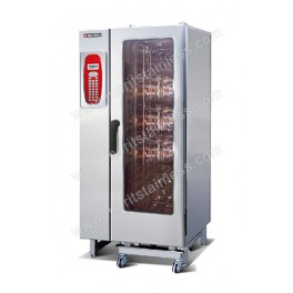 20-Tray Combi-Steamer, Electric