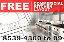 Free Commercial Kitchen Layout!